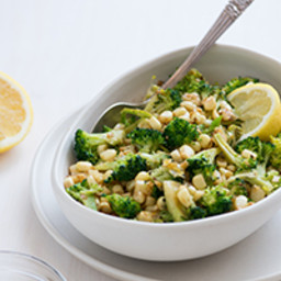 Sautéed Broccoli and Corn Salad