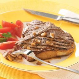 Savory Grilled T-Bones Recipe