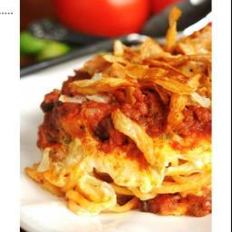 Scooter's Spaghetti