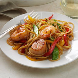 Seafood Pasta Delight Recipe