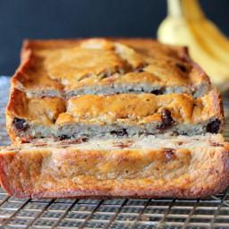 Secretly Healthy Banana Bread (Gluten Free)