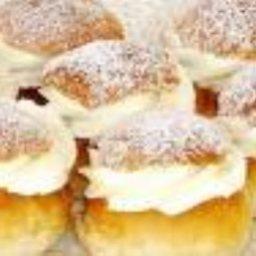 Semlor-Lenten Cream Buns