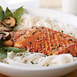 Sesame-Soy Salmon