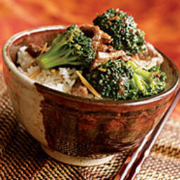 Shanghai Stir-Fried Beef and Broccoli