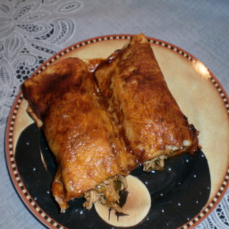 Shanny's Chicken Enchiladas