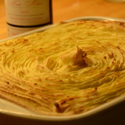 Shepards Pie Danish variant