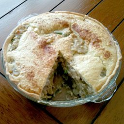 Sheryl's Chicken Pot Pie