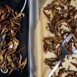 Shiitake Crisps