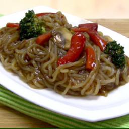 Shirataki Noodle Stir Fry
