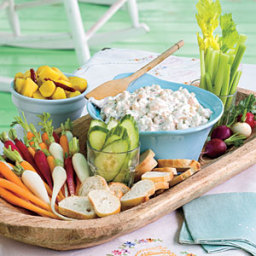 Shrimp-and-Blue Cheese Spread