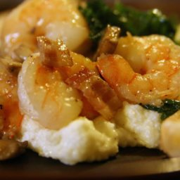 "Shrimp and ""Grits"""