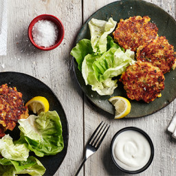 Shrimp and Grits Fritters