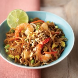 Shrimp & Chicken Pad Thai