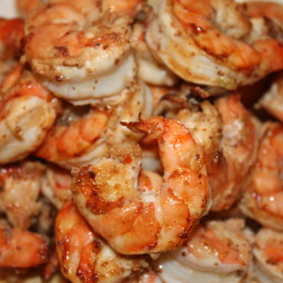 Shrimp- Peppery with Celery, Shallots and Mustard