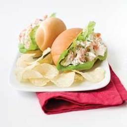 Shrimp Salad with Avocado and Orange