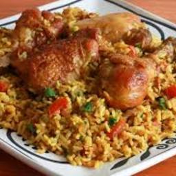Spicy Island Chicken