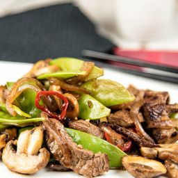 Simple Asian Beef Stir-Fry Recipe