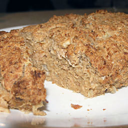 Simple Baked Salmon Loaf