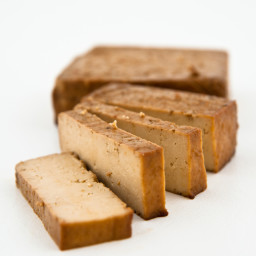 Simple Baked Tofu