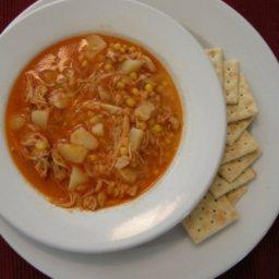 simple chicken stew
