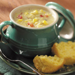 Simple Corn Chowder Recipe