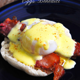 Simple Eggs Benedict Recipe