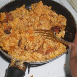 Simple Spanish Breakfast