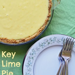 Simply Refreshing… Key Lime Pie