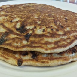 Single Serving Cottage Cheese Pancakes