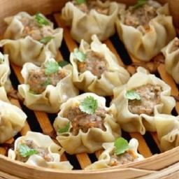 Siu Mai with Dipping Sauce