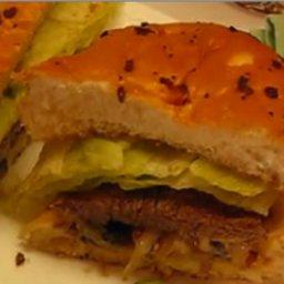 Sizzling Filet Mignon Steak Sandwich