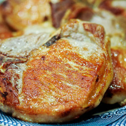 Skillet Pork Chop Recipe