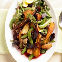 Skillet Roasted Vegetables