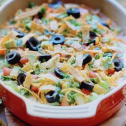 Skinny Mexican Dip