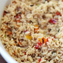 Skinny Tropical Rice