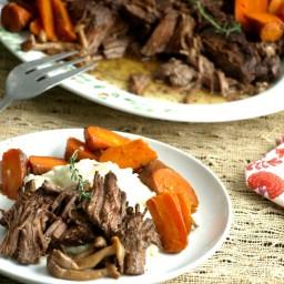 Skow Cooker Pot Roast