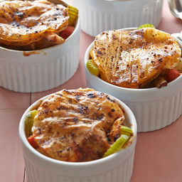 Slimmed Down - Chicken Pot Pie