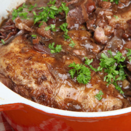 Slow-Cook: Coq au Vin