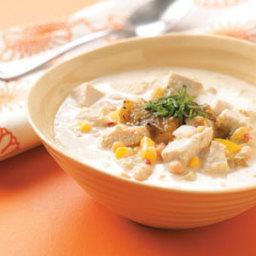 Slow-Cooked White Bean Chili Recipe