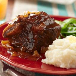 Slow-Cooker BBQ Short Ribs