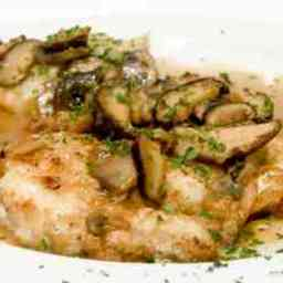 Slow Cooker Chicken Marsala