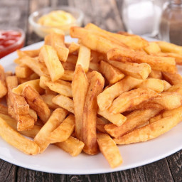 Slow Cooker French Fries