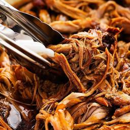 Slow Cooker Honey Balsamic Pork Tenderloin