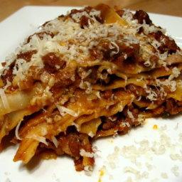 Slow Cooker Lasagne al Ragu