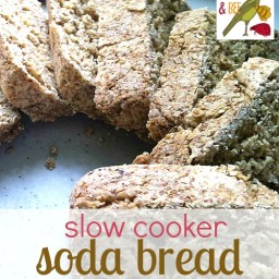 Slow Cooker Soda Bread