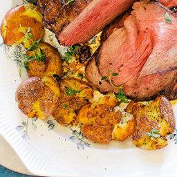 Smashed Potatoes