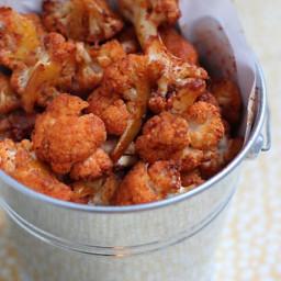 Smoked Paprika Popcorn Cauliflower Chanie Apfelbaum
