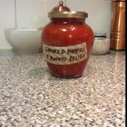 Smoked Paprika & Tomato Relish