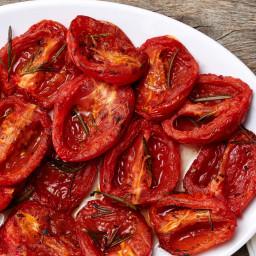 Smoked Tomatoes
