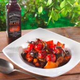 Smokey Sweet Glazed Vegetables